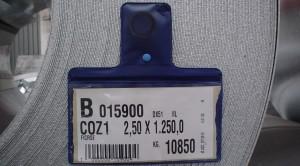 identificazione coils - coils identification